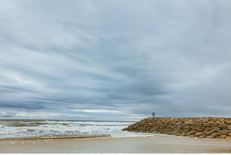 Фотосессия океан
