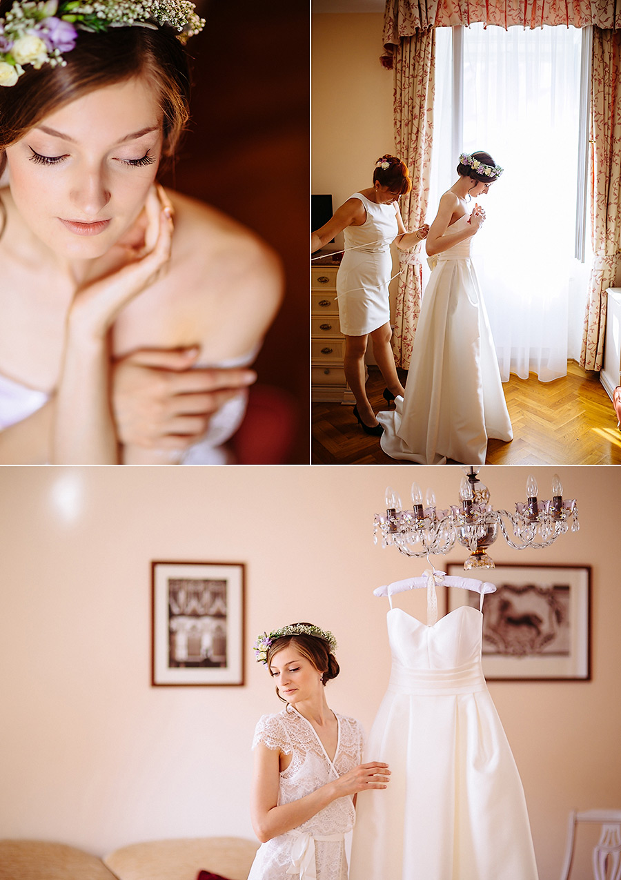 Советы для невесты утром / Recommendations for brides