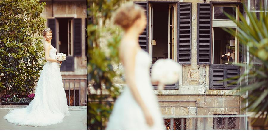 Свадебный фотограф в Риме