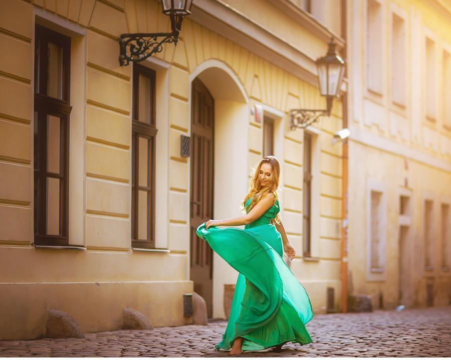 individual photo shoot in Prague