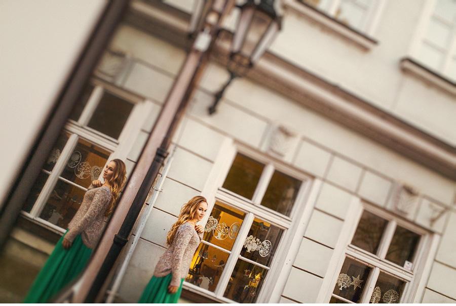 портретная фотосессия Прага