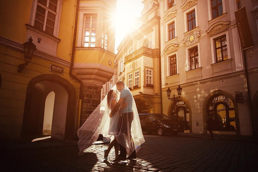 Отзыв о фотографе в Праге