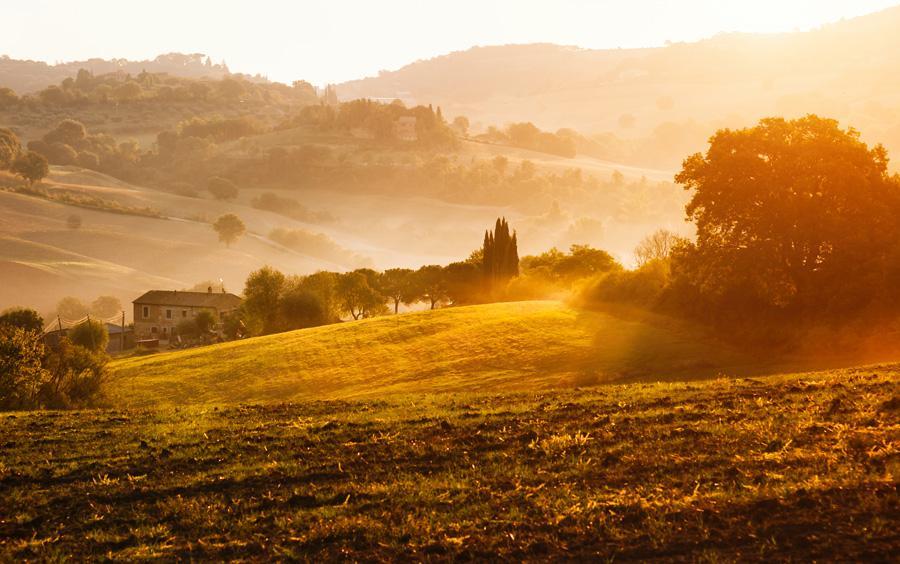 Tuscany landscapes