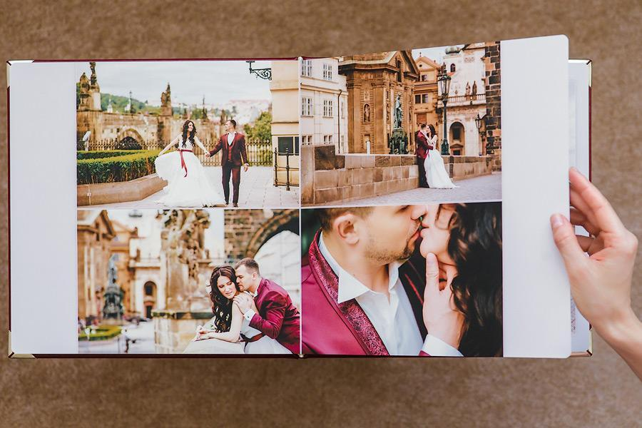 Свадебная фотокнига Wedding photo album