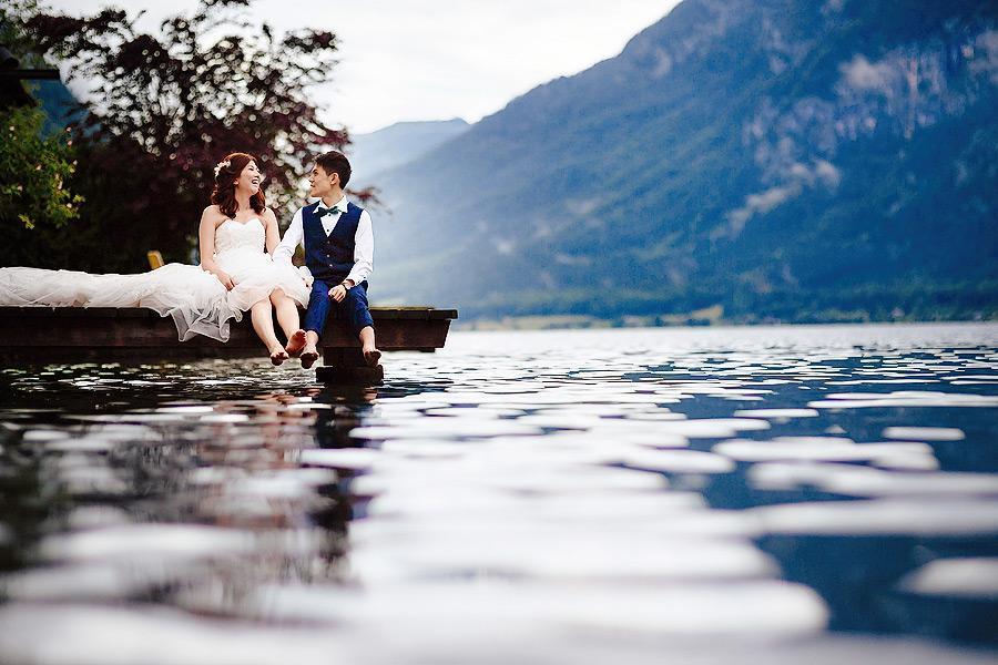 Свадьба в Хальштатте