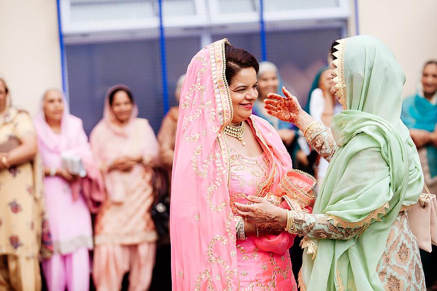 Sikh wedding London