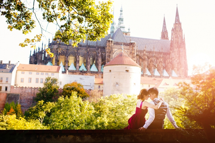 Prague-Prewedding