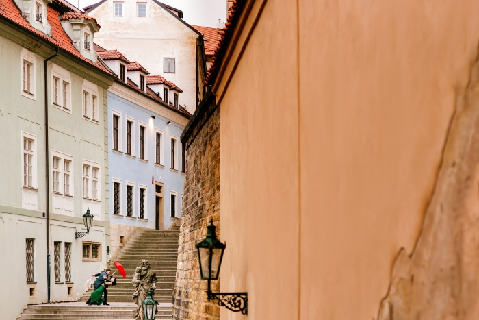 Prague-stairs