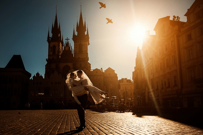 Old-town-square-Prague-wedding