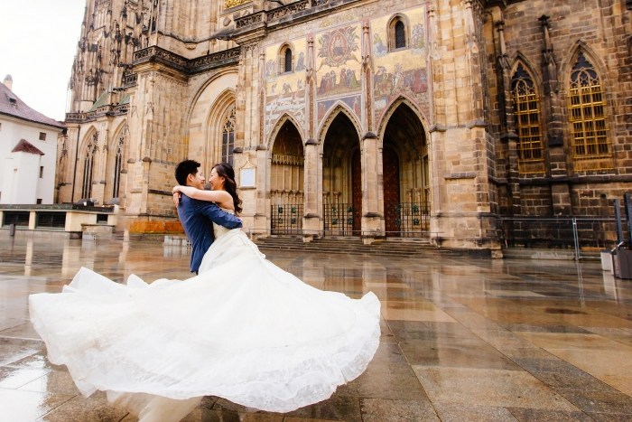Wedding-in-Prague-castle
